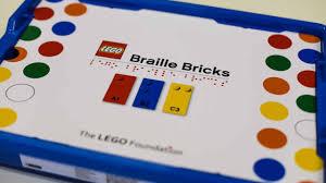 d1daeca716 En el, se adapta el abecedario braille a cada uno de sus ladrillos usando  los puntos de relieve, donde además se añadió la letra o número  correspondiente, ...