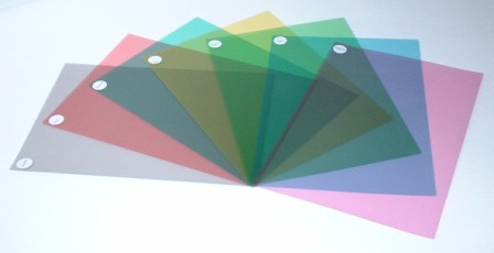 filtros color
