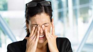 molestias oculares