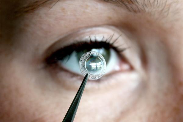artificial-cornea