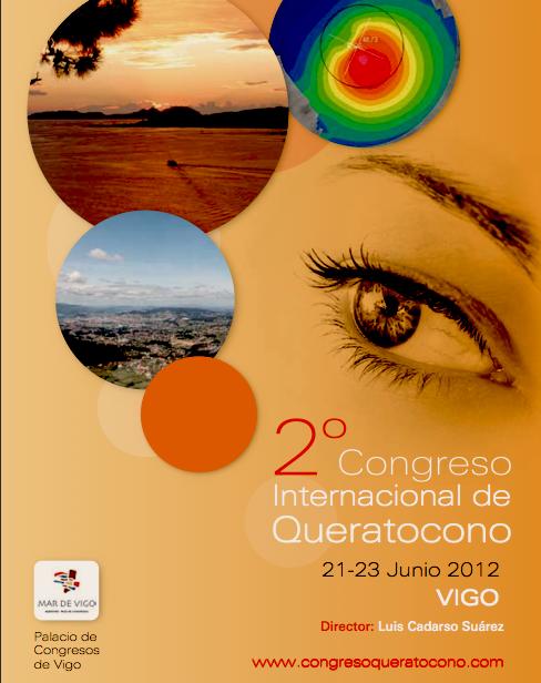 Qvision ¿Cuál es la mejor lente de contacto para el Queratocono? : Congreso queratocono Vigo. Captura de pantalla 2012 06 22 a las 18.34.03