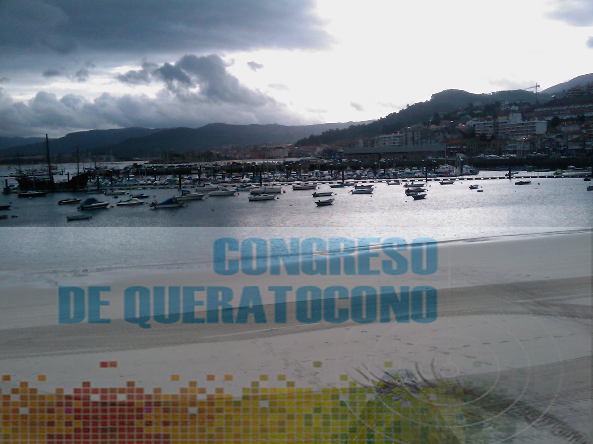Congreso de Queratocono, Baiona 2010