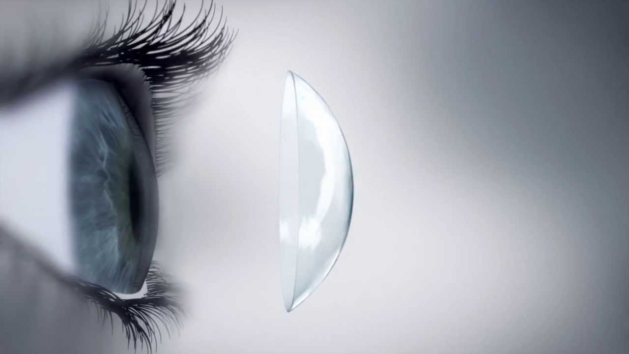 Lentes de contacto diarias: Hidrogel o Hidrogel de Silicona