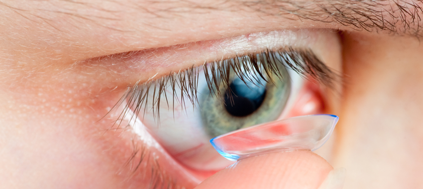 Qvision Molestias con las lentes de contacto: ¿Qué hacer? Wearing Contact Lenses Orangeburg