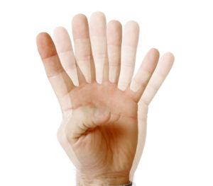 Qvision Evaluación de la correspondencia sensorial: Test de Bagolini diplopia double vision